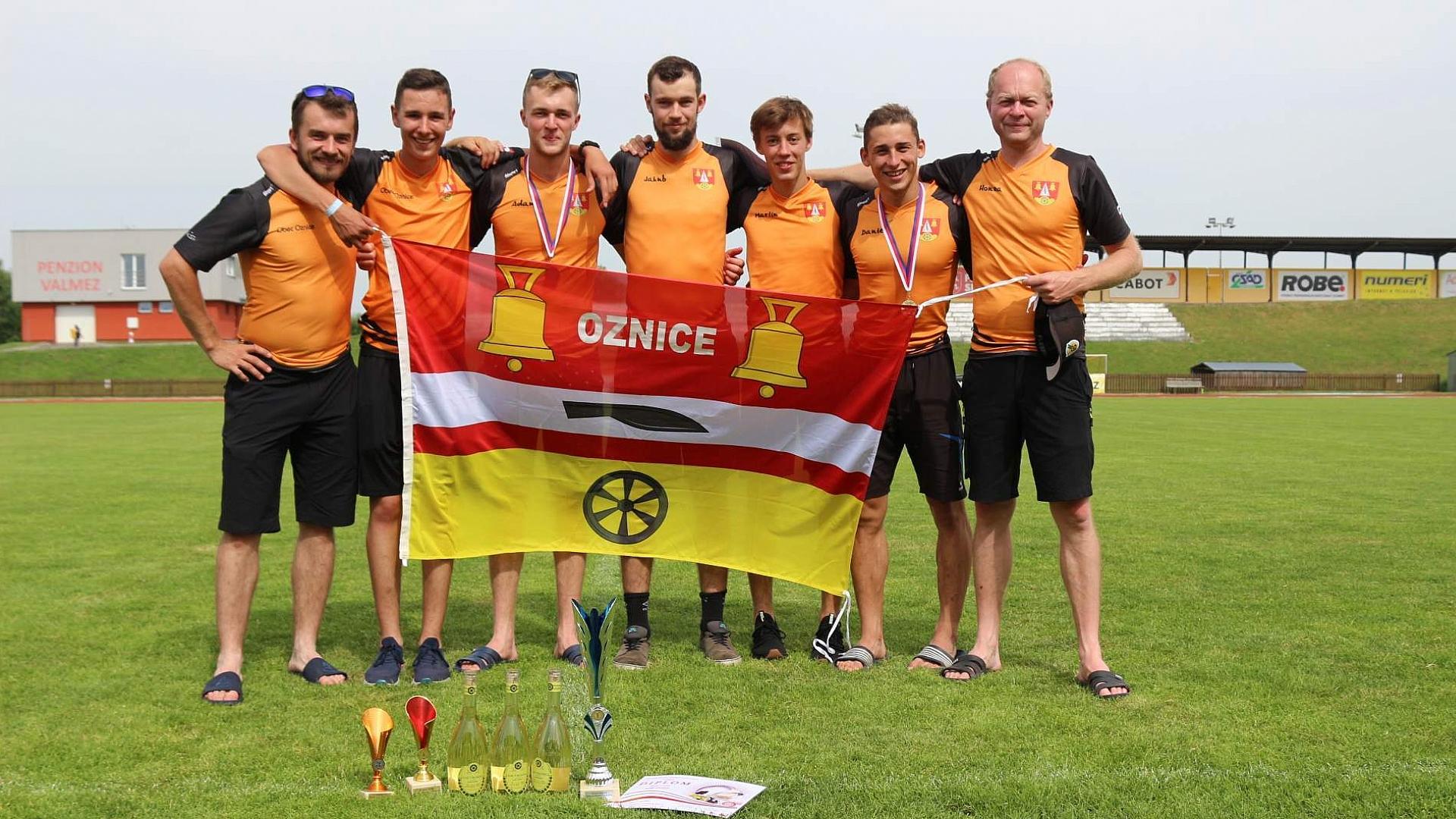 SDH Oznice - Okresní kolo v Požárním sportu Val-Mez 15.6.2019