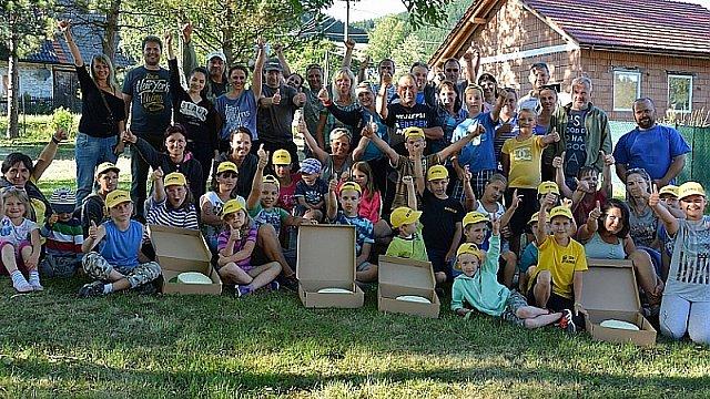 Hasičský příměstský tábor 3.7. - 7.7.2017